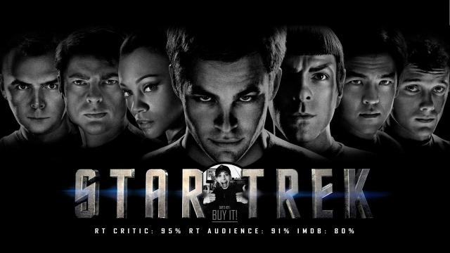 Phi Thuyền Liên Hành Tinh, Star Trek