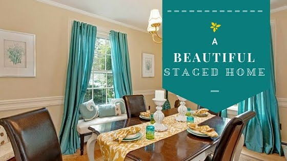 Beautiful Staged Homes