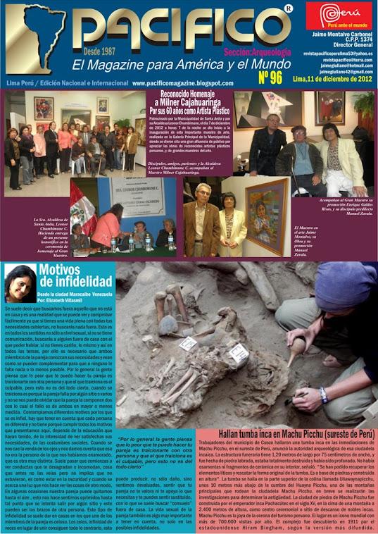 Revista Pacífico Nº 96 Arqueología