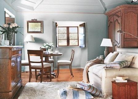 Cocinas y salones con estilo rustico moderno - Rustico moderno ...