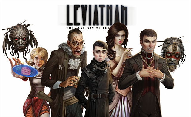 Game Leviathan: The Last Day of the Decade Single Link For PC