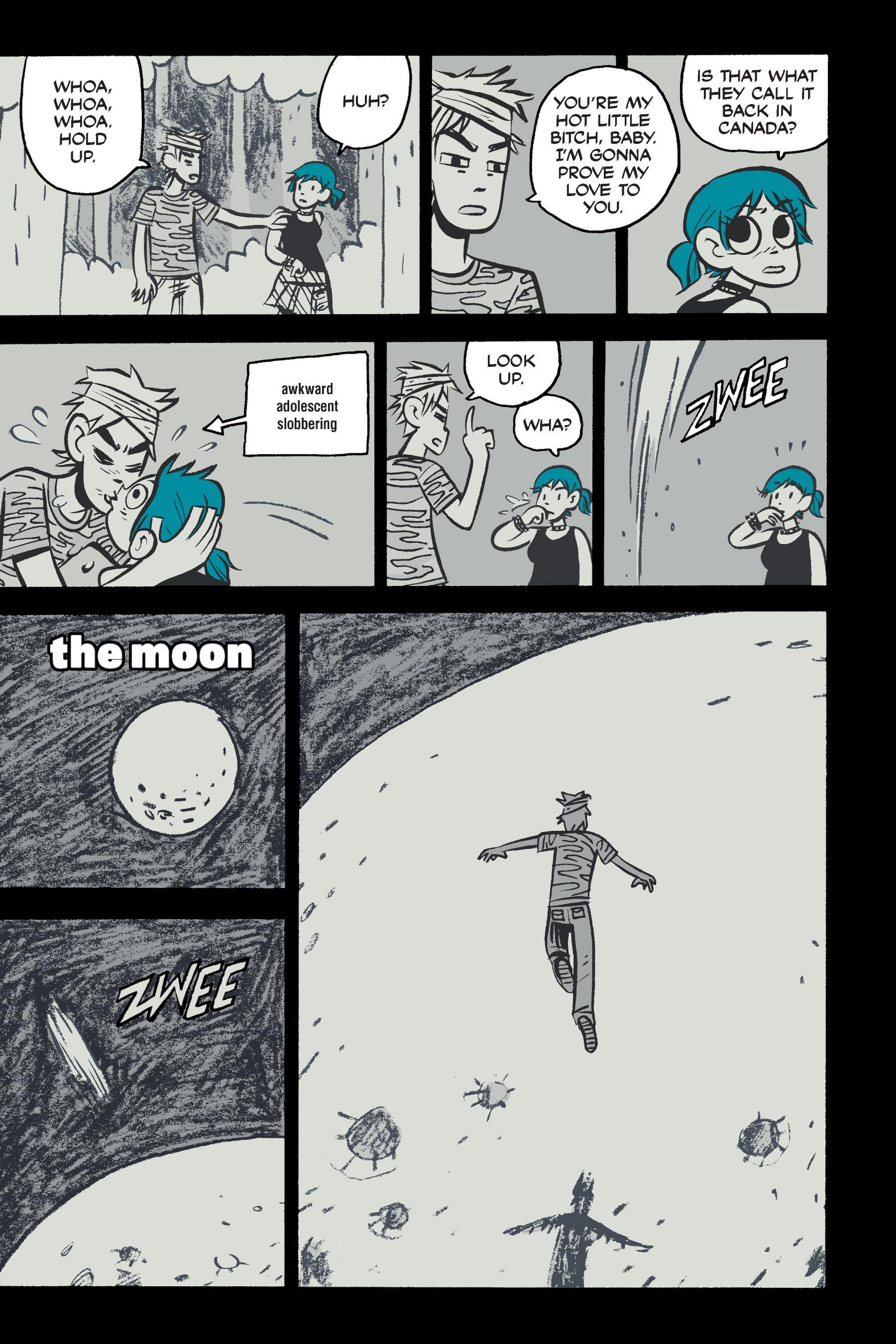 Read online Scott Pilgrim comic -  Issue #3 - 81