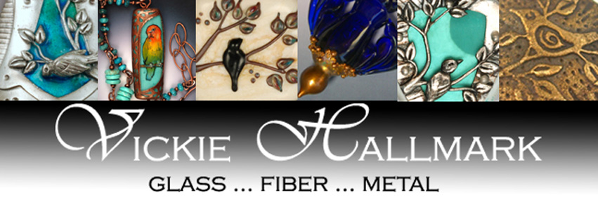 Vickie Hallmark blog header