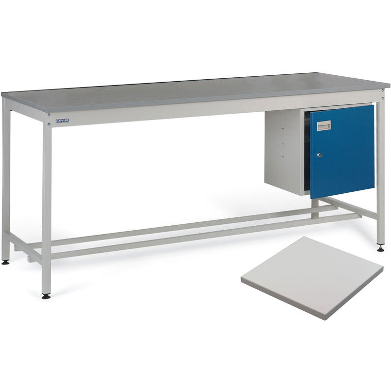Workbench Metal Top