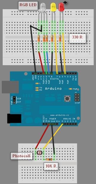 Jurnal arduino poor man s colour detector part the