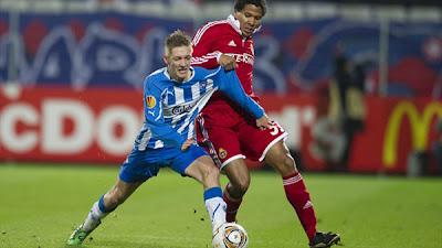 OB Odense 1 - 2 Wisla Krakow (1)