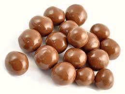 Bolinhas de Chocolate com Flocos