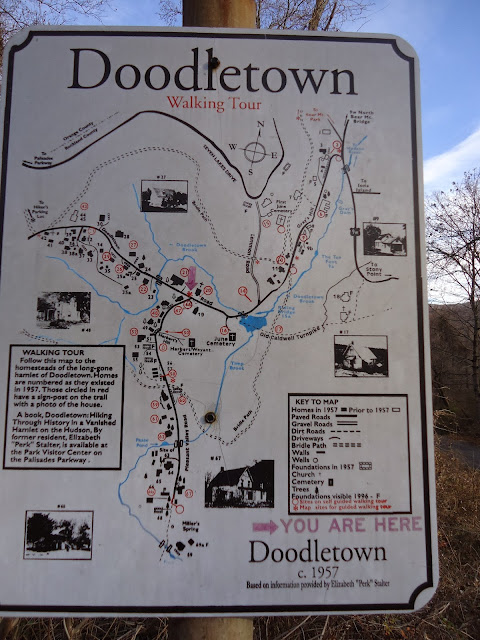 Agile Trekker: Bald Mountain/Doodletown Loop from 9W, Harriman