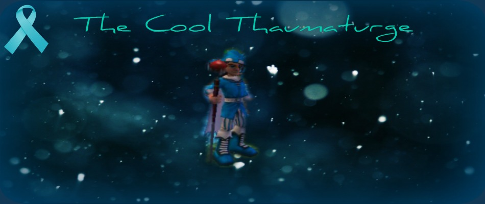 The Cool Thaumaturge