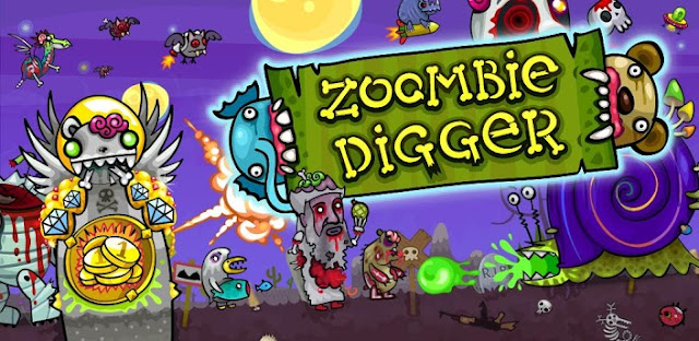 Zoombie Digger v1.1.7 Mod (Unlimited Money) Apk Game Download