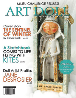 Art Doll Quarterly Winter Issue