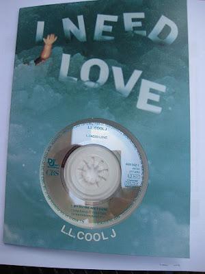 LL Cool J – I Need Love (Mini CDS) (1987) (320 kbps)