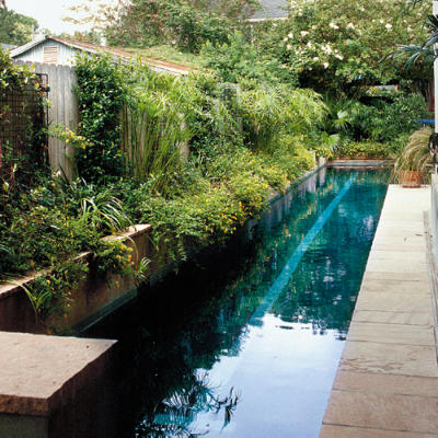 la casa costa swimming pools. Black Bedroom Furniture Sets. Home Design Ideas