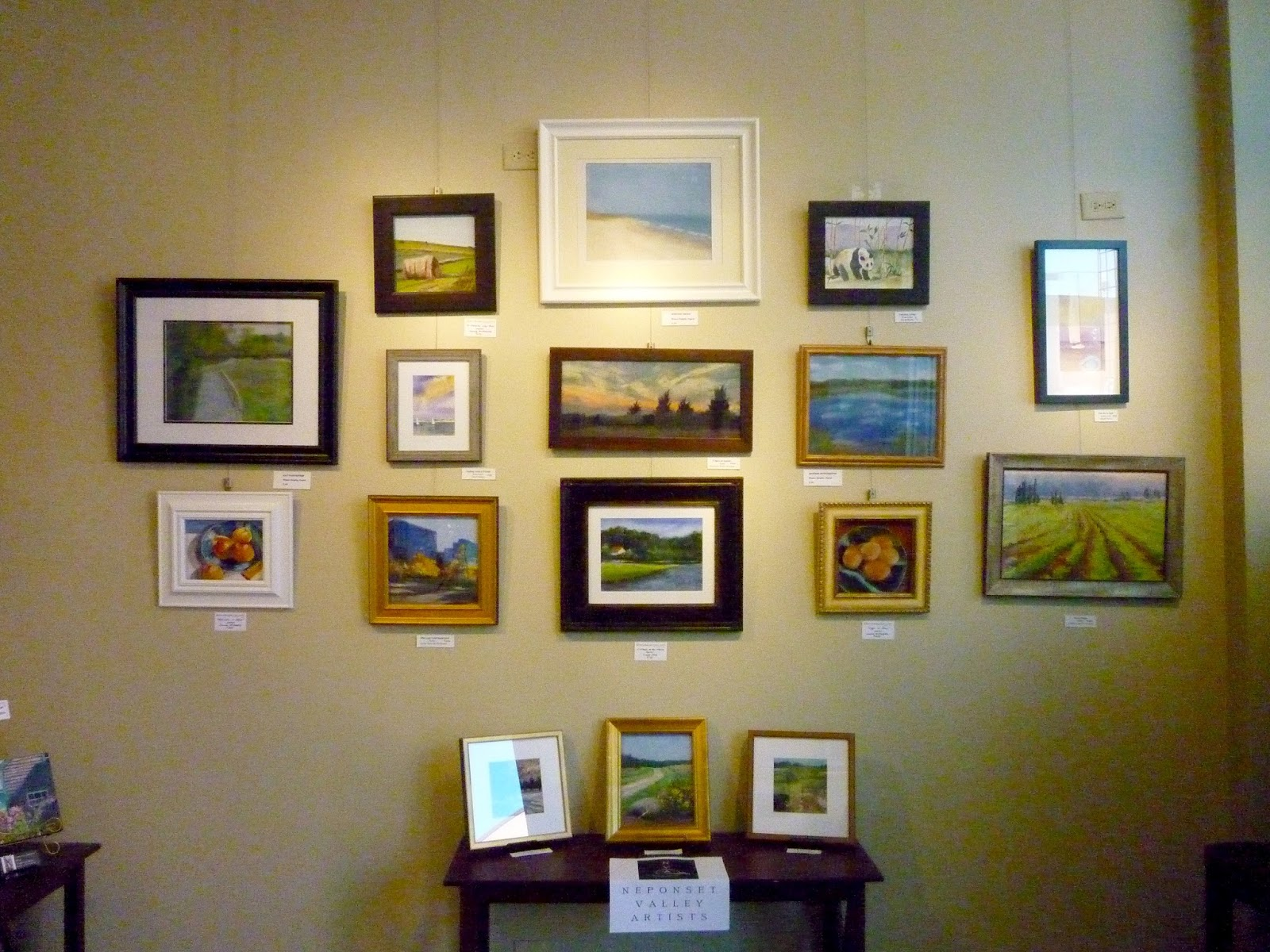 neponset valley artists