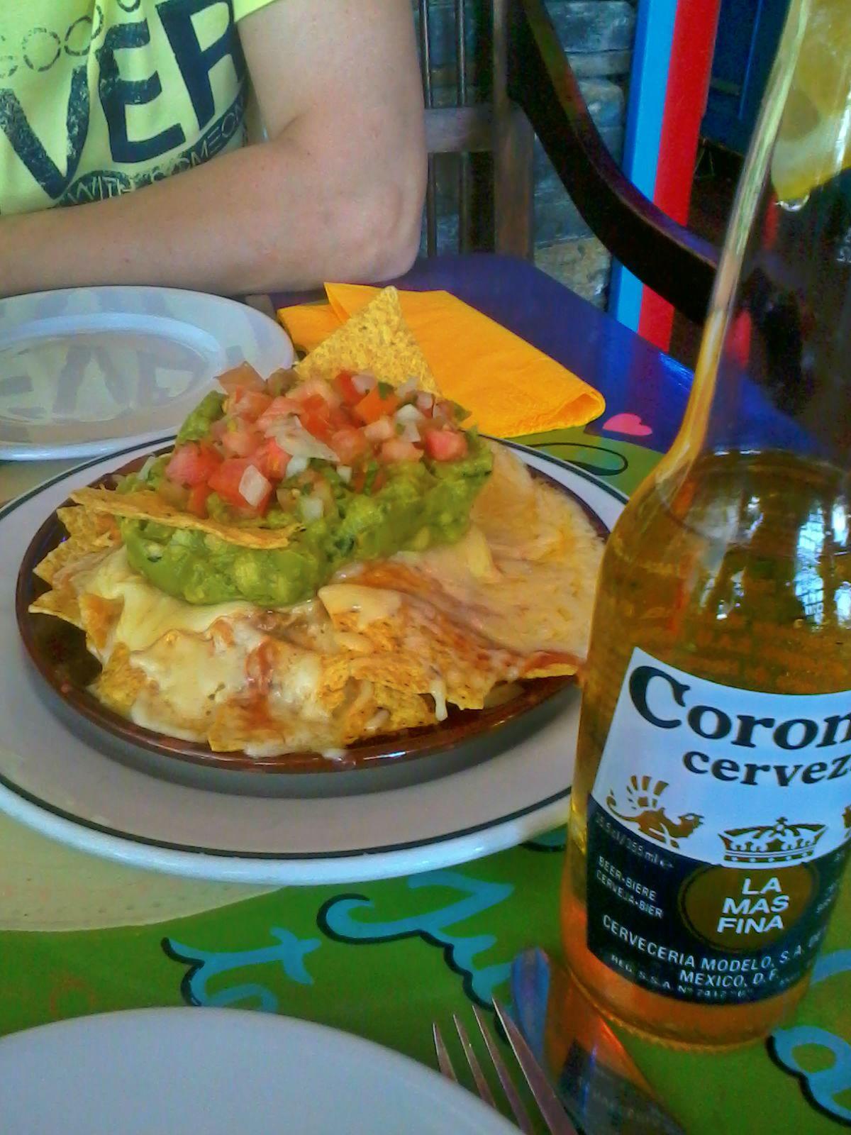 la mordida madrid terraza restaurante mejicano mexicano comida