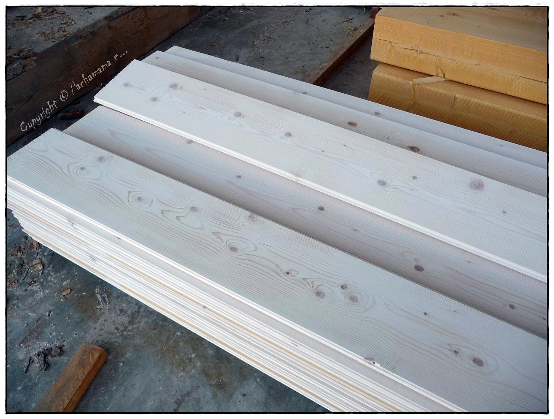 Soffitto Perline Legno: Pareti perlinato rivestimento in legno rivestimenti.