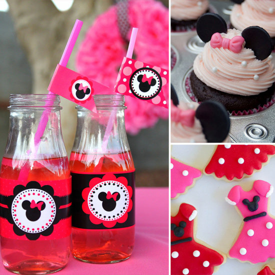 Mummy's Little Dreams: Minnie Mouse Birthday Party