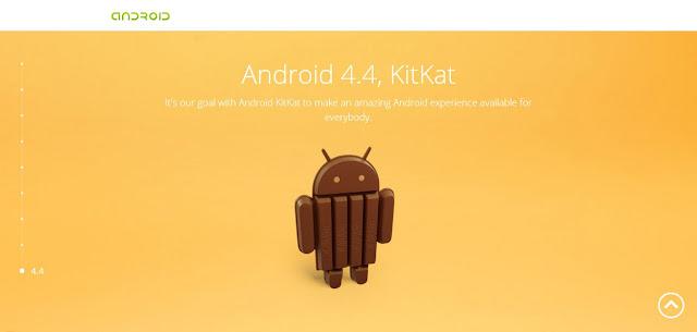 Android 4.4, Kitkat