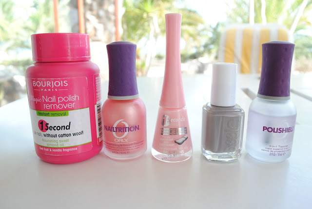 Bourjois, Orly and Essie