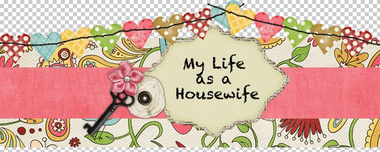My life as a housewife