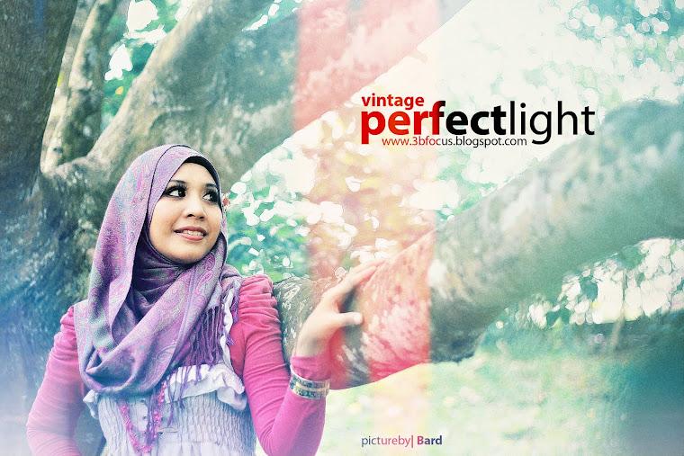 Vintage perfectlight | pixlromatic