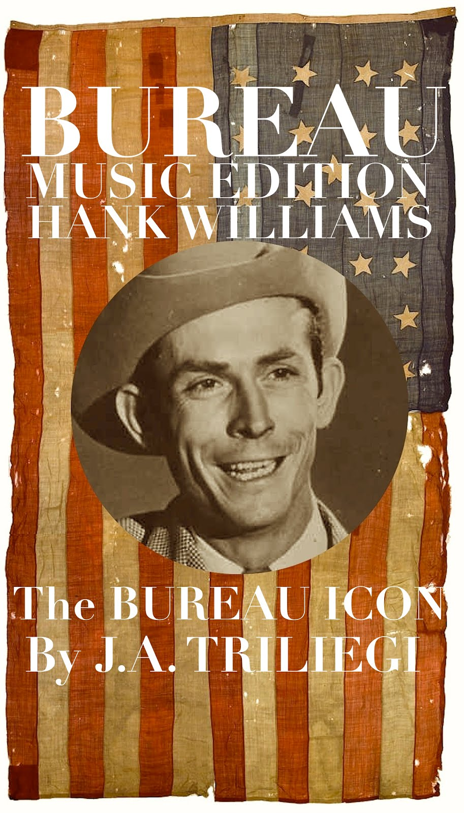 Tap HANK WILLIAMS Icon Essay