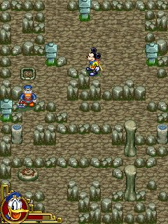Mickey's Journey To The West 240x320 Touchscreen,games for touchscreen mobiles,java touchscreen games