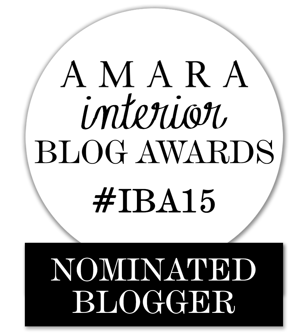 I'm a nominated blogger!