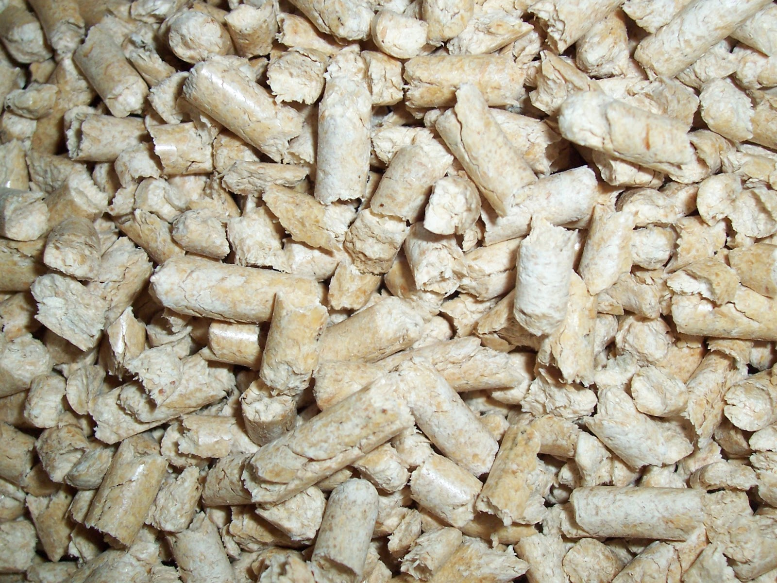 pellets DIN + w big-bag od AB Polska