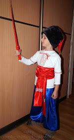 Фото костюм казака для детей