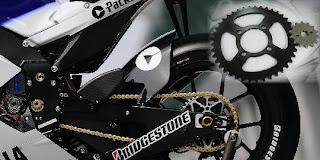 atur gear ratio sesuai dengan medannya