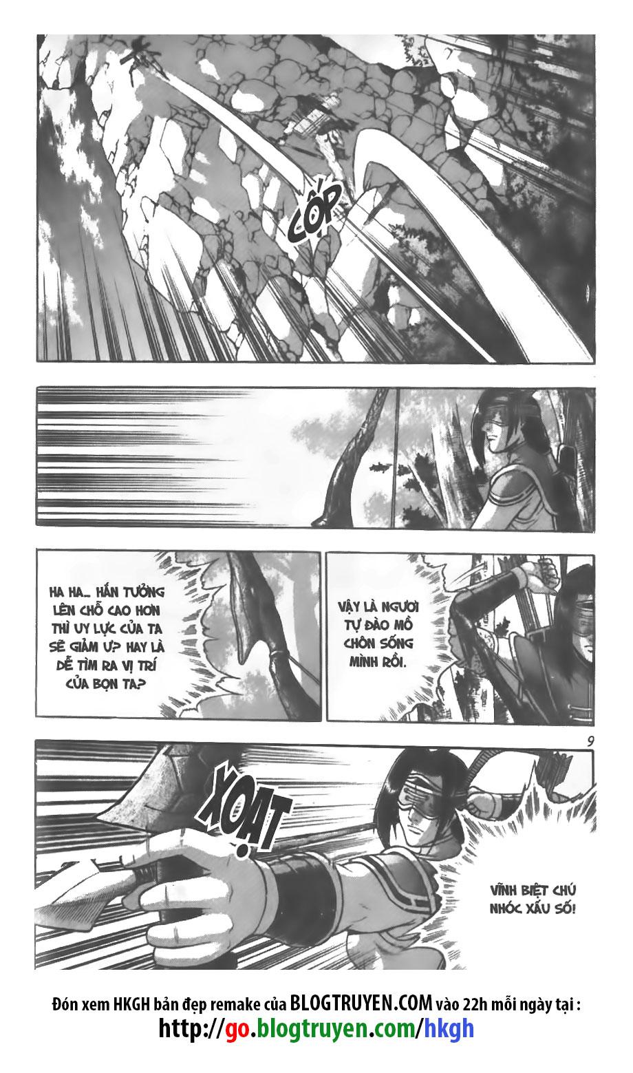 Hiệp Khách Giang Hồ chap 271 Trang 10 - p0sixspwn.com