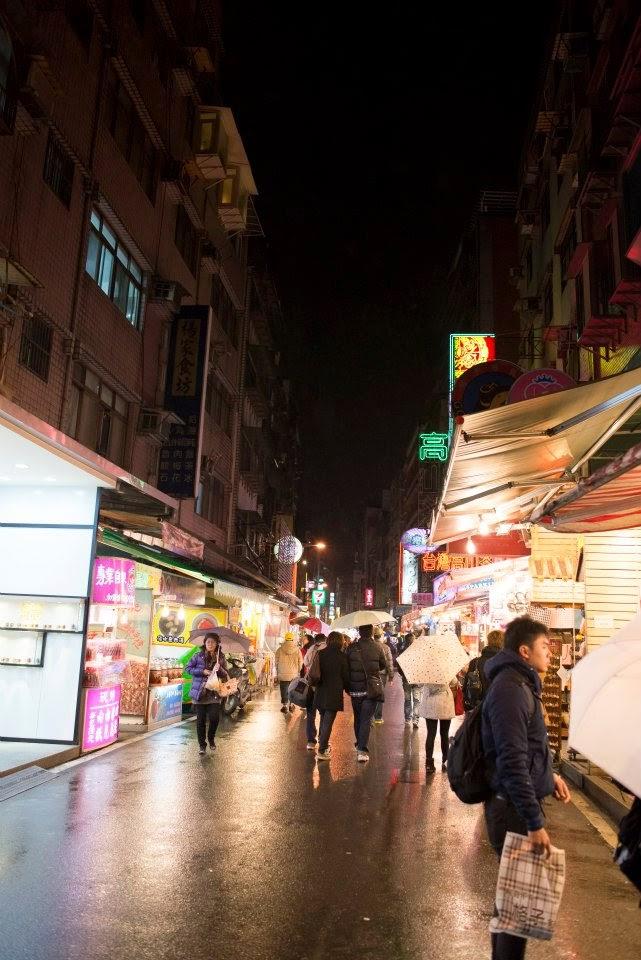 淡水老街Tamshui Old Street