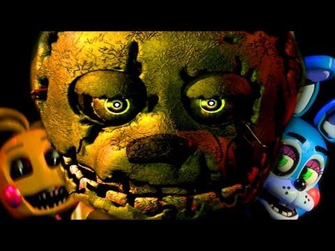 Five Nights at Freddy's 3 APK (FULL)