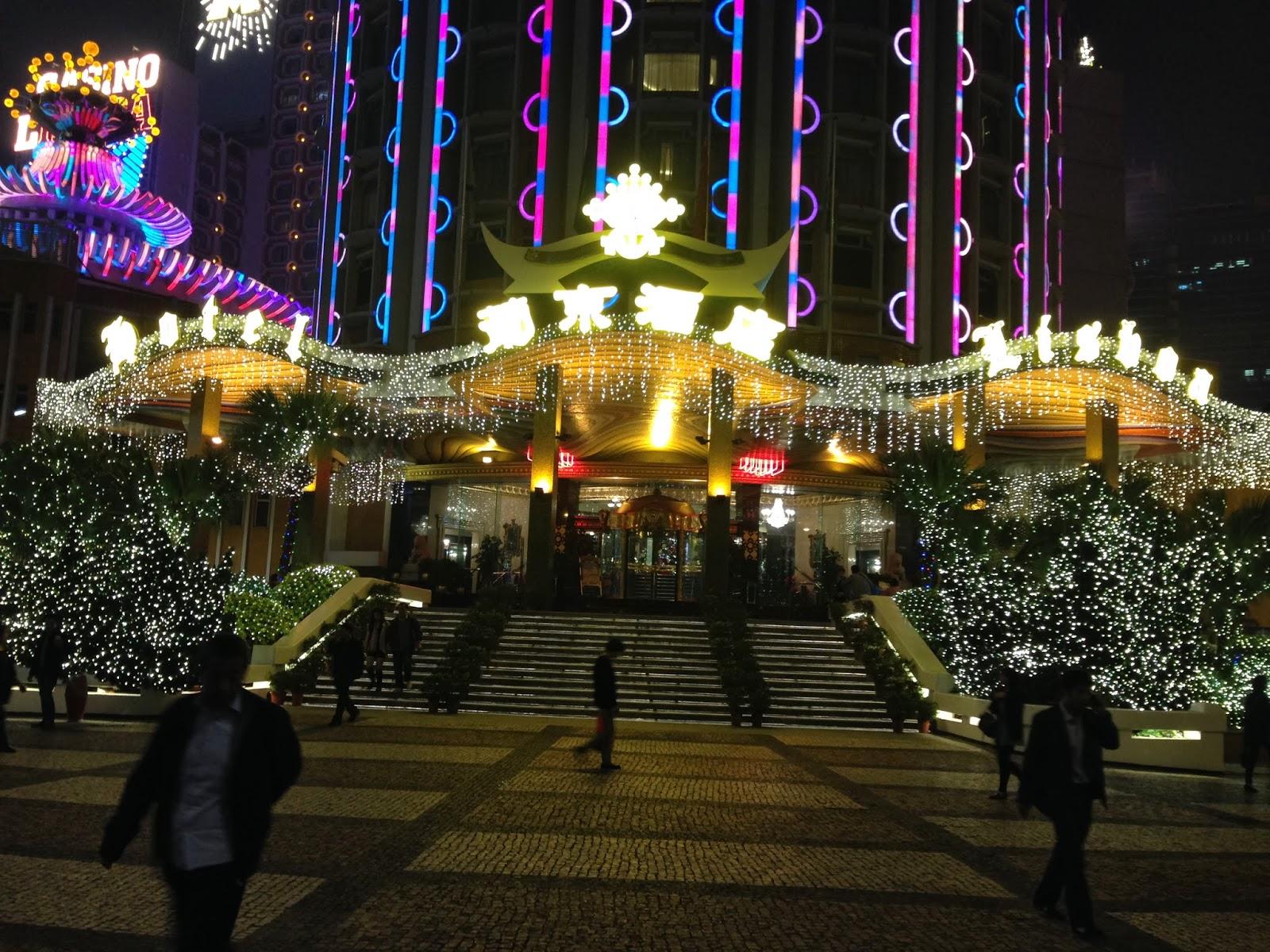 Guangzhou gambling