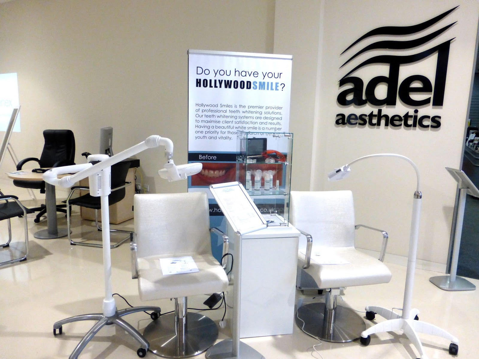 Adel Aesthetics Sheffield Hollywood Smile Teeth Whitening.