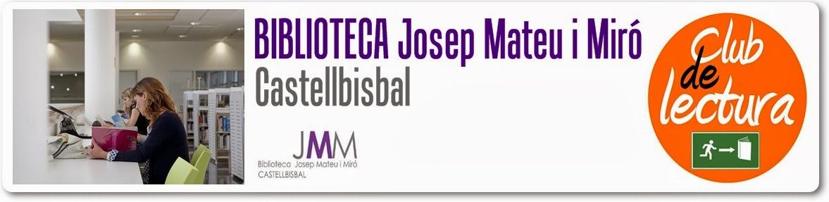 Bloc del Club de lectura de la biblioteca Josep Mateu i Miró de Castellbisbal