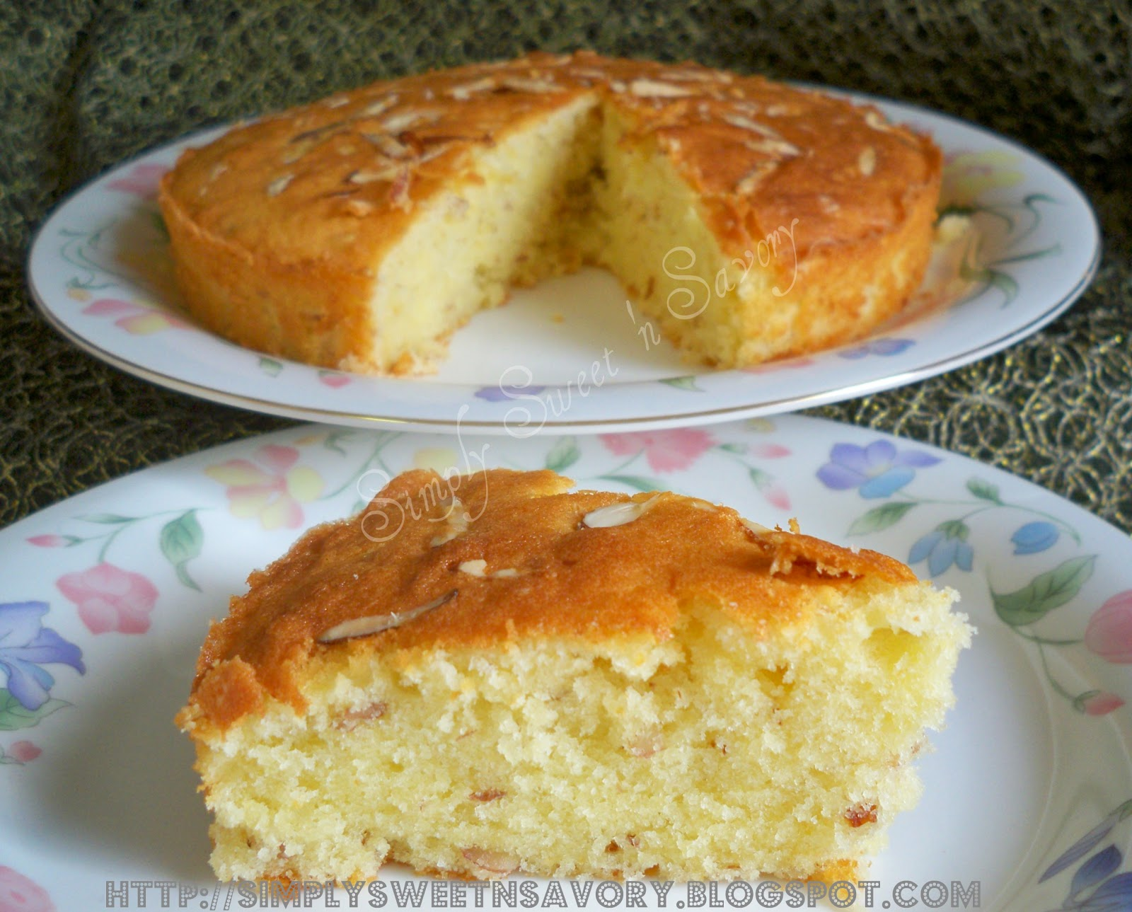 Cooks Illustrated Best Almond Cake Recipe