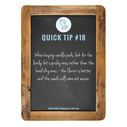 Quick Tip #18 of The Quick Tips Series by Eliza Ellis
