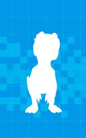 [Novidade] Designs dos Personagens e Digimon em Digimon Adventure tri. Agumon-silhouette