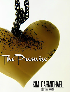 The Promise by Kim Carmichael Release Day Party Invite