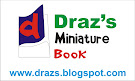 Drazs Miniature Book