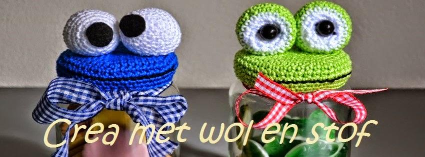 Crea met wol en stof