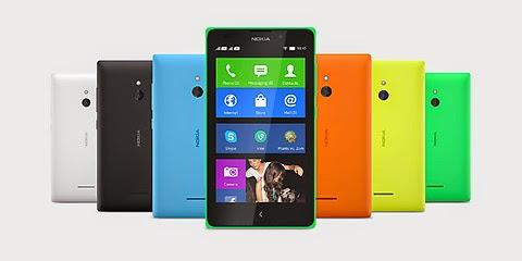 Nokia Dual SIM XL