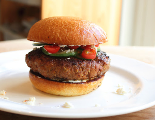 Lamb Merguez Patties – If the Sausage is Moroccan, Your Burger Will ...