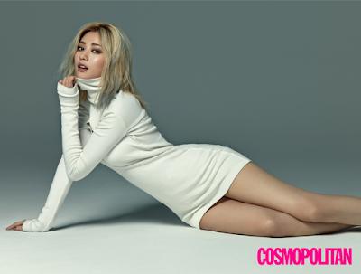 Nana After School Cosmopolitan November 2015
