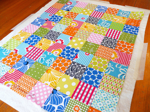 Red Pepper Quilts: A Quilt without Binding (Tutorial) : fabric quilting - Adamdwight.com