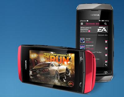 Spesifikasi,Harga Nokia Asha 306