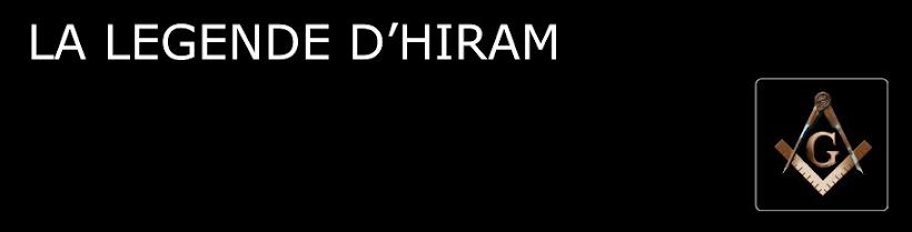 La légende d'Hiram