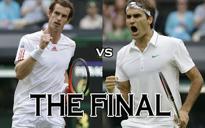 Andy Murray vs Roger Federer Wimbledon 2012